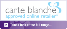 carte blanche - approved online retailer