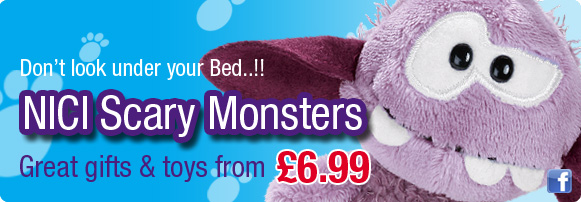 NICI Monsters Soft Toys and Gifts