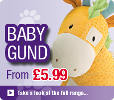 Baby GUND Soft Toys and Gifts
