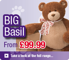 Big Basil the Bear