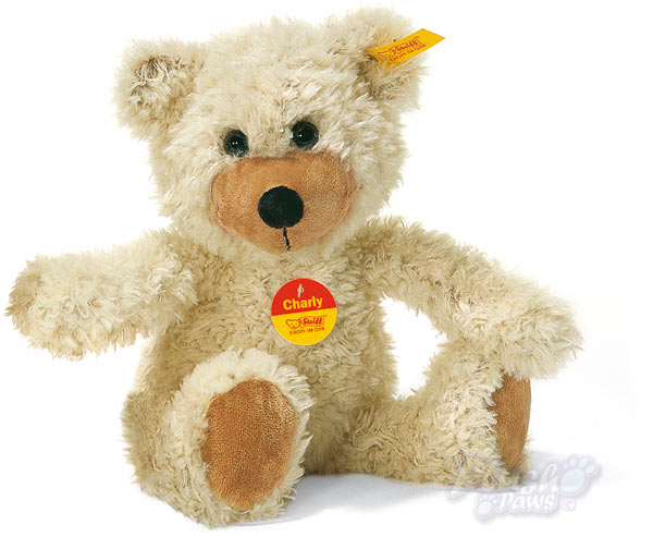 Charly Teddy Bear - Creme