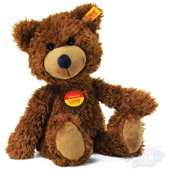 Charly Teddy Bear - Brown