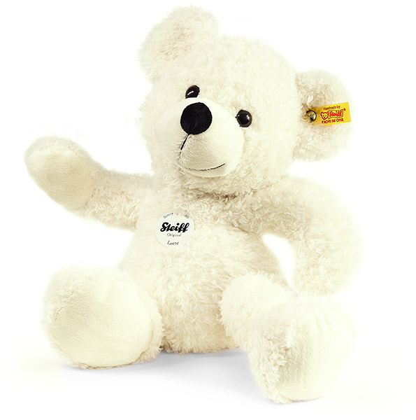 Lotte Teddy Bear - White