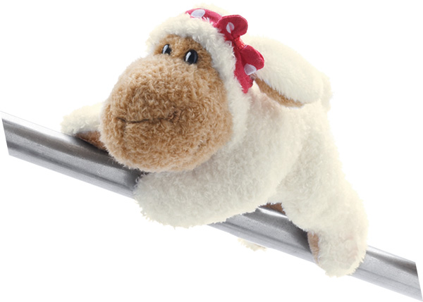 Jolly Liselle Sheep MagNICI - Red