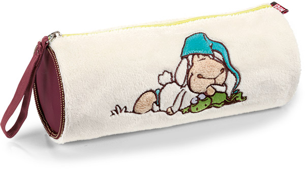 Jolly Sleepy Sheep Pencil Case
