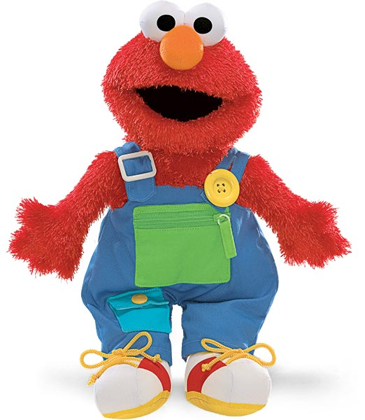 Teach Me Elmo Activity Toy