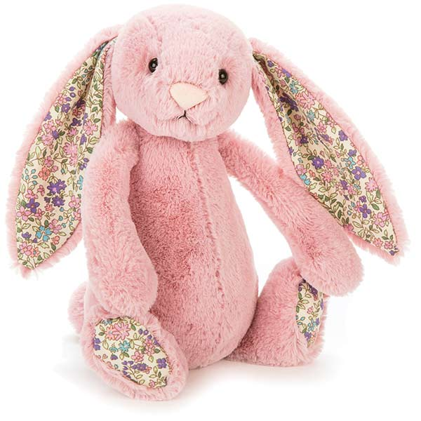Blossom Tulip Pink Bunny Chime
