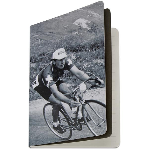 Cycling A5 Notebook