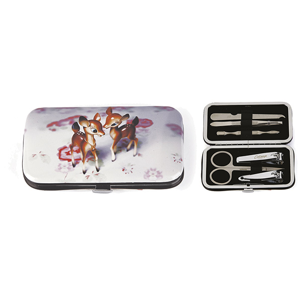 Deer on Rose Nail Care Set