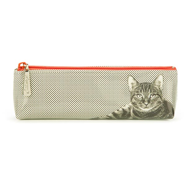 Etching Cat Long Bag