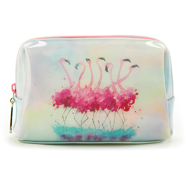 Flamingo Beauty Bag