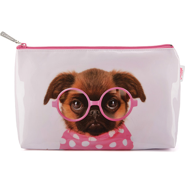 Glasses Pooch Wash Bag