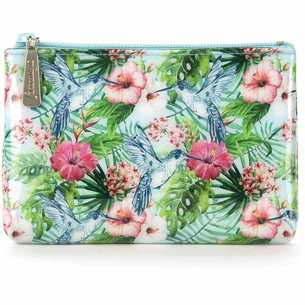 Hummingbird Make-Up Pouch