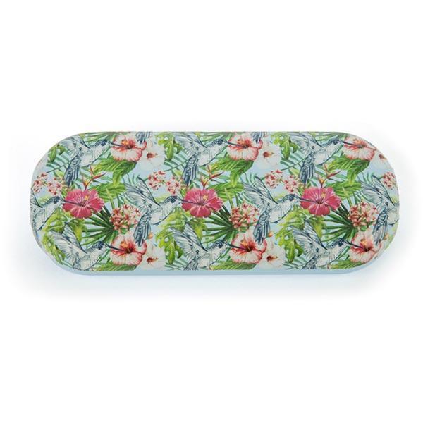 Hummingbird Glasses Case