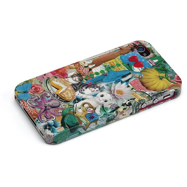 Karma Kitsch iPhone Shell