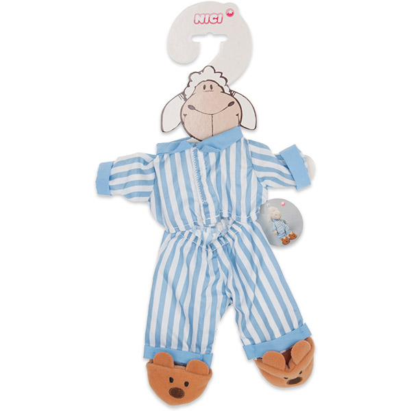 Dress Your Friends - Pyjama (Blue/White)