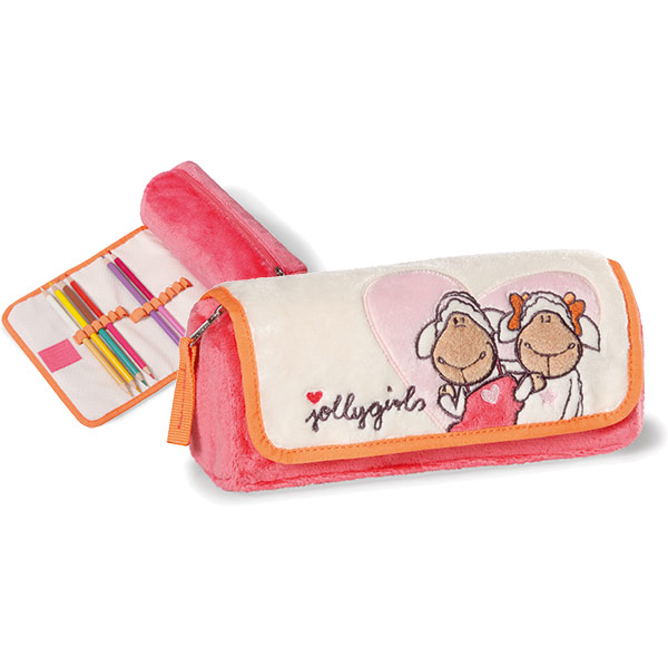 Jolly Mah Roll Up Pencil Case