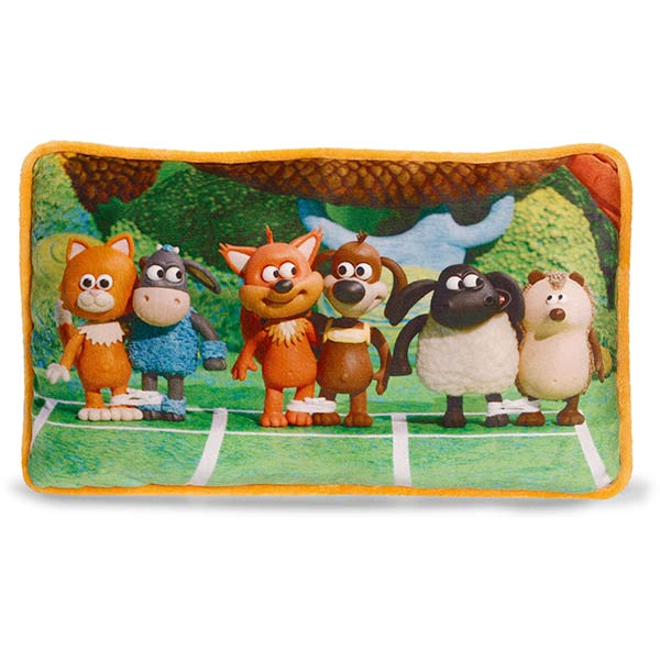 Timmy Time Cushion