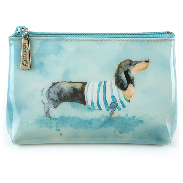 Sausage Dog Make-Up Pouch