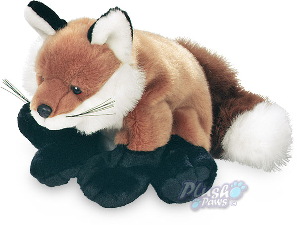 Wild Republic Cuddlekins Fox Plushpaws Co Uk