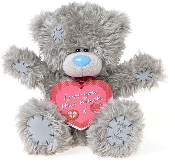 Me to you love you this much tatty teddy bear for Me to u pictures