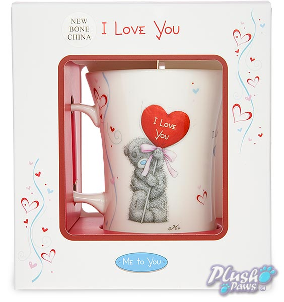 Me to You - I Love You Mug in Gift Box | Plushpaws.co.uk