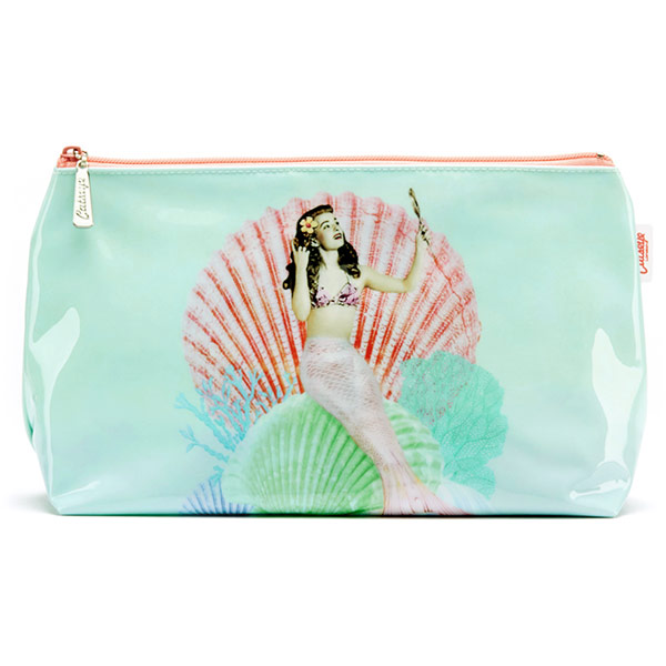 4e3119b30d0 Catseye Mermaid Wash Bag | Plushpaws.co.uk