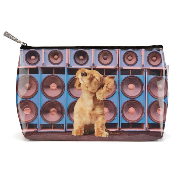 08f5f7f7db4 Catseye Speaker Dog Wash Bag | Plushpaws.co.uk