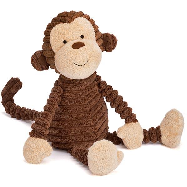 Little Jellycat Cordy Roy Baby Monkey Plushpaws Co Uk
