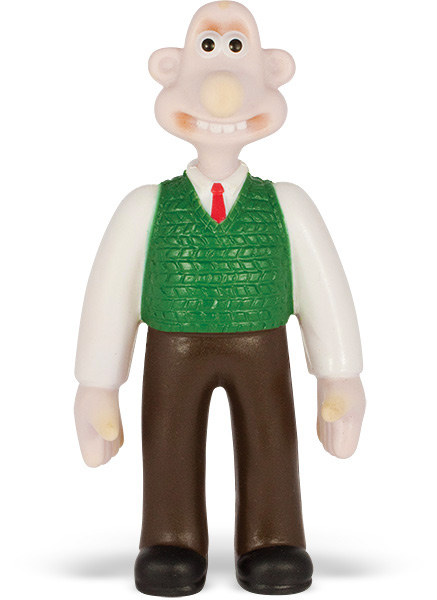 Wallace And Gromit Toys : Wallace gromit stress relief plushpaws