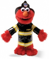 Elmo NYC Fire Fighter