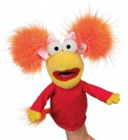 Fraggle Rock - Red Hand Puppet