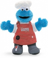 Teach Me Cookie Monster Activity Toy