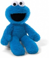Cookie Monster Take-Along Buddy
