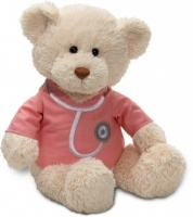 Nurse Teddy Bear