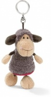 Jolly Lucy Sheep Keyring