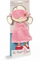 Doll Nightgown (Reversible) with Sleeping Eye Mask