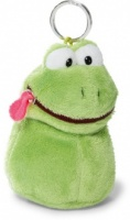 Frog Coin Bag Keyring (Figurine)