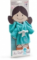 Doll Bathrobe