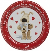 Red Hearts Coaster