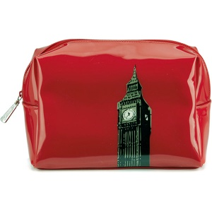Big Ben Large Beauty Bag