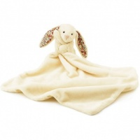 Blossom Bashful Cream Bunny Soother