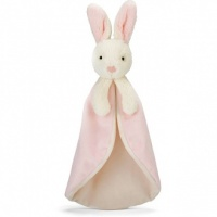 Bobtail Pink Bunny Soother