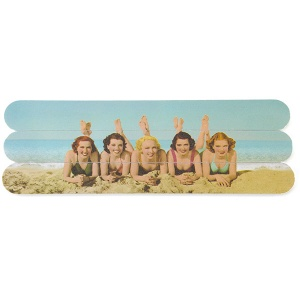 Beach Women Nail Files