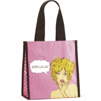 Comic Woman Carry Bag