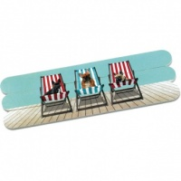 Deckchair Dogs Nail Files