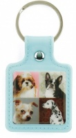 Dog Gallery Keyring