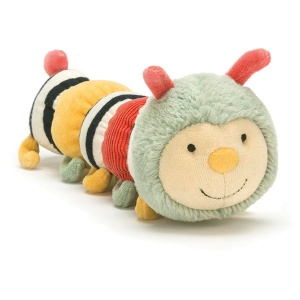 Doodlebug Caterpillar Rattle