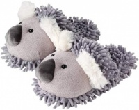 Fuzzy Friends Koala Slippers