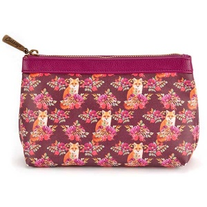 Fox Print Small Bag